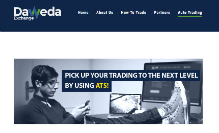 Daweda Exchange ATS