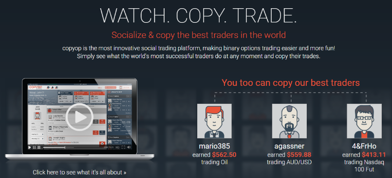 Copy trading binary options # udilisavu.web.fc2.com