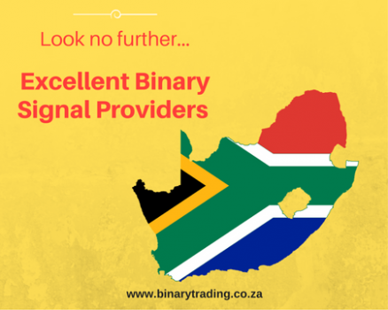 Excellent Binary Signal Providers in South Africa